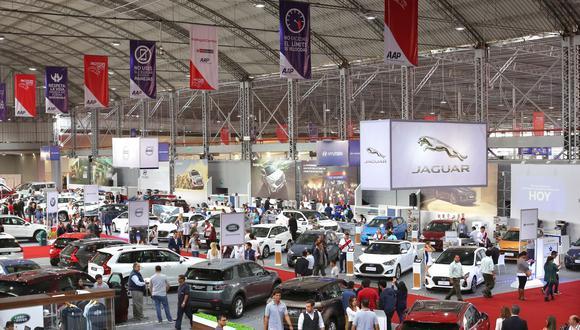 <br>La primera edición del Motorshow se realizó el 28 de octubre de 1994, en el Centro Comercial Camino Real. (Foto: GEC)