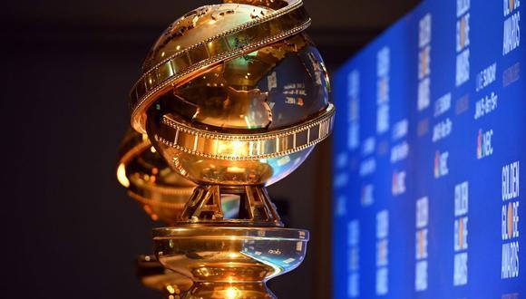 Todo está listo para la gala de los Golden Globes Awards este 28 de febrero. (Foto: AFP/Robyn Beck)