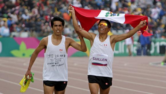 Rosbil Guillén ganó una medalla de oro en los Parapanamericanos. (Foto: Lima 2019)