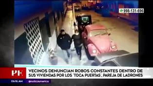 Zarumilla: vecinos denuncian contantes robos