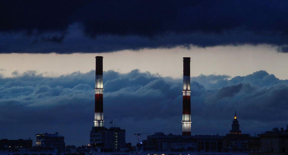 """Una planta eléctrica en Moscú; funcionarios estadounidenses describieron la incursión en la red rusa y otros blancos como una acción adicional clasificada. (Foto: © """"The New York Times"""")"""
