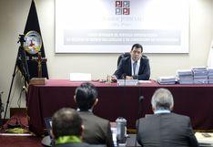 Caso Odebrecht: PJ suspende la actividad como árbitros de 10 investigados