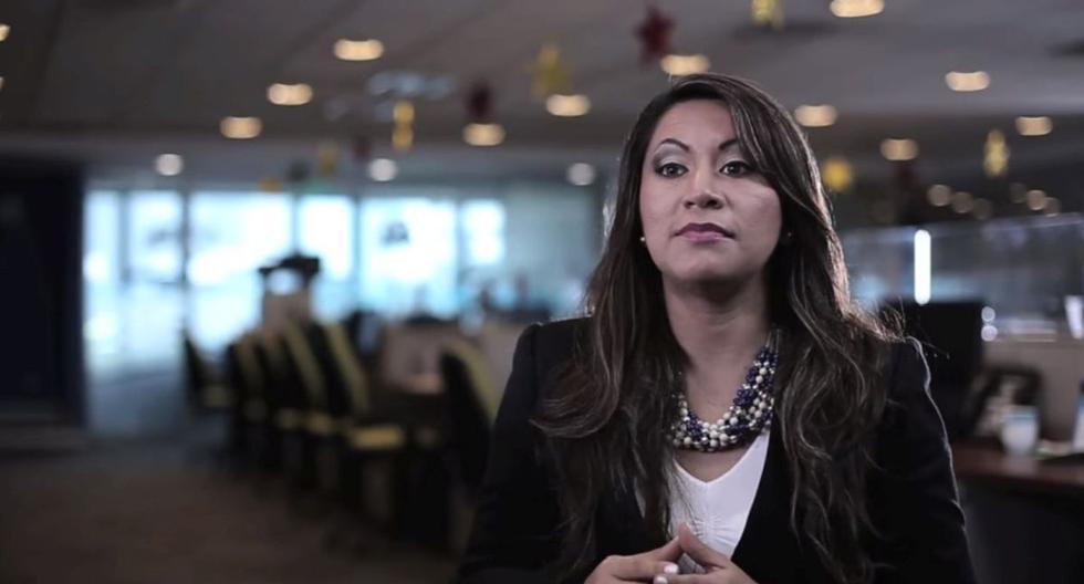 Guicela Gavidia Robles, gerenta de Gobierno Tecnológico en Procesos y Medios de Pago de Izipay Perú, catedrática en USIL y UPC y directora de Common Women IT. (Archivo personal)