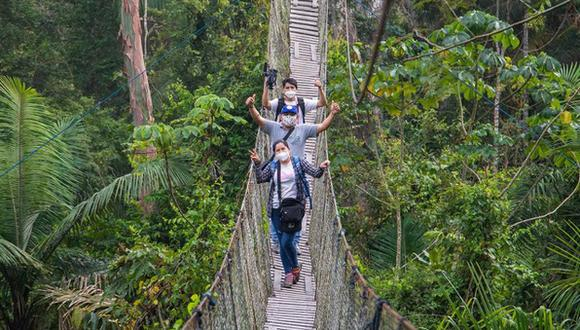 Madre de Dios: Reserva Nacional Tambopata reanuda actividades turísticas el próximo jueves 22 de octubre. (Foto: Manuel Calloquispe)