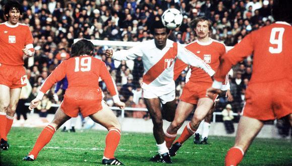 Teófilo Cubillas es el único futbolista peruano en anotar un hat trick en la historia de los Mundiales. (Foto: AFP)