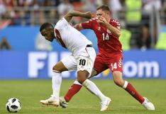 "Selección: Jefferson Farfán admitió que ""faltó experiencia"" en el Mundial Rusia 2018"