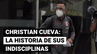 Selección peruana: las indisciplinas de Christian Cueva