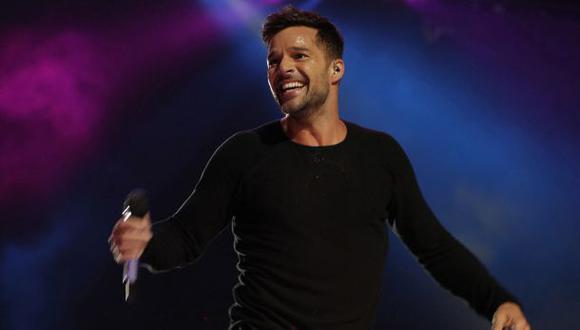 Ricky Martin cantará en Uruguay y entrada cuesta hasta US$3.500