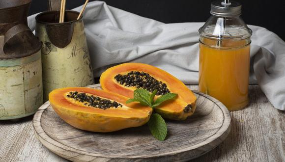 La papaya es una de las frutas más beneficiosas, consumidas y ricas del mundo. (Foto: Pixabay)