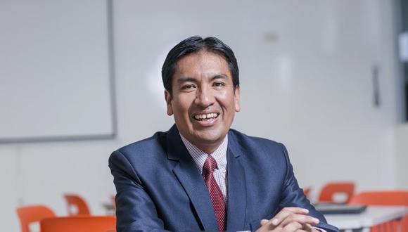 Juan Cadillo León fue convocado a unirse al equipo técnico de Perú Libre como coordinador del plan educativo. (Foto: Christian Ugarte)