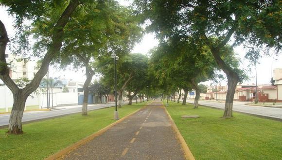 Durante la ejecución de las obras, la comuna habilitará un sendero para la circulación de los ciclistas en el carril derecho de la avenida Salaverry. (Foto: GEC)