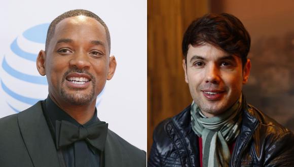 Will Smith y Bruno Pinasco. (Foto: Agencias)