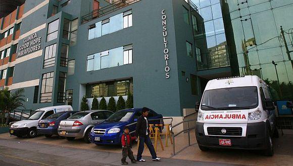 La clínica Good Hope se pronunció tras denuncia hecha por un ciudadano. (USI)