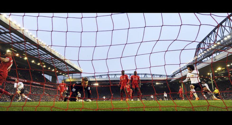 Wayne Roone: el latigazo triunfal del Manchester United [FOTOS] - 6