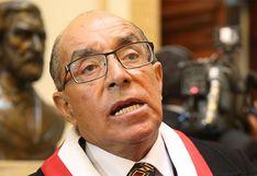 Poder Judicial verá recurso de nulidad de Edwin Donayre el 20 de marzo