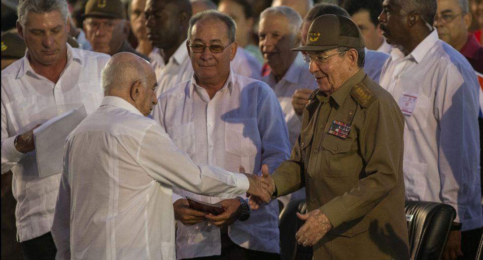 Raúl Castro celebra el 62° aniversario de la revolución cubana - 1