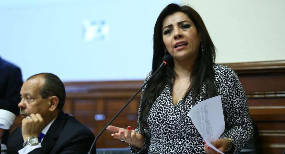 Fujimoristas responden severamente a críticas de Mercedes Aráoz