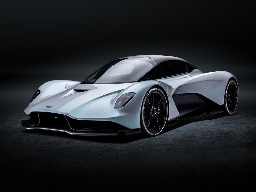 La nueva entrega de James Bond tendrá a cuatro vehículos de Aston Martin. La estrella de ellos será el modelo Valhalla.