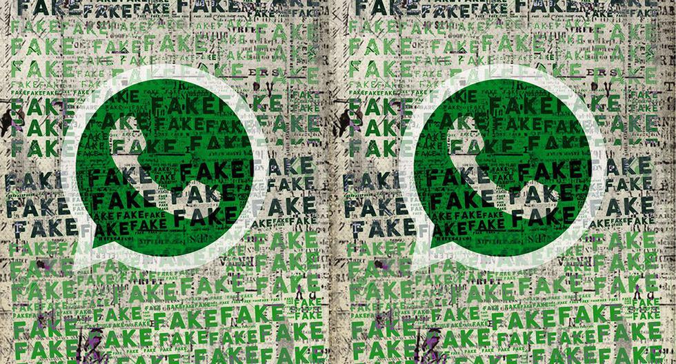 WhatsApp ha iniciado una campaña para ayudar a sus usuarios a tener una posición activa en la lucha contra la difusión de las noticias falsas. (Ilustración: Giovanni Tazza)
