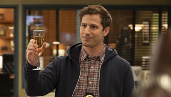 """El actor Andy Samberg interpreta al Detective Jacob """"Jake"""" Peralta en """"Brooklyn Nine-Nine"""" (Foto: NBC)"""