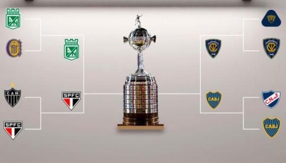 Copa Libertadores 2016: así se jugarán semifinales del torneo