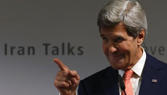 John Kerry llegó a Israel para promover acuerdo de paz con palestinos