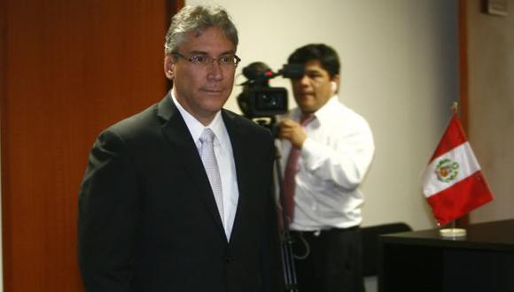Narcoindultos: Aurelio Pastor será interrogado este lunes 7