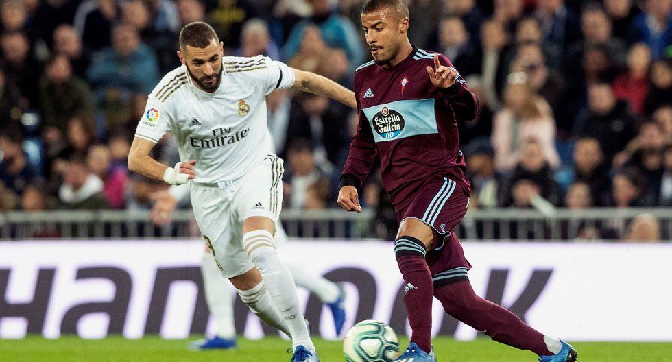 Real Madrid enfrentó al Celta de Vigo por LaLiga | Foto: Agencias