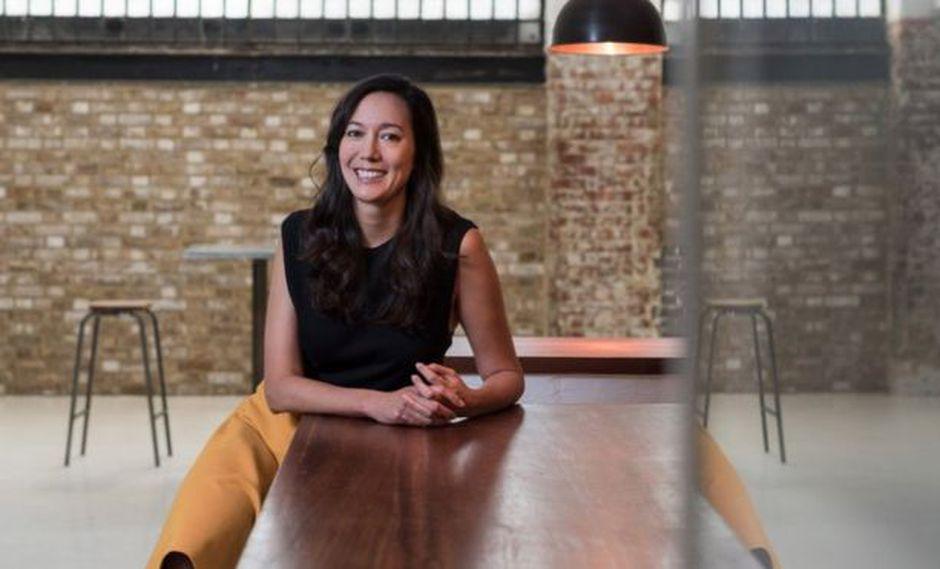 La empresa de Tania Boler ha desarrollaro un dispositivo para fortalecer los músculos del suelo pélvico de las mujeres. (ELVIE)