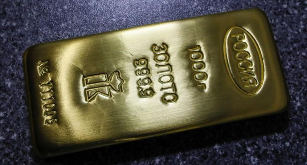 El oro al contado bajaba un 0,12% a  US$1.487,54  por onza. (Foto: Reuters)