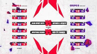 Claro Gaming Stars League: Conoce los resultados de la octava semana de competencia