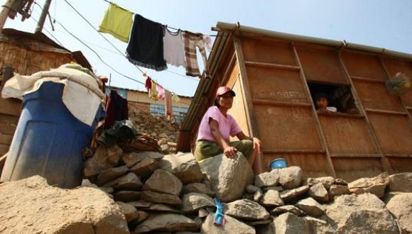 INEI: pobreza en la población bajó de 23,9% a 22,7% en el 2014