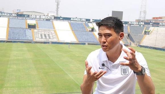 Arakaki llegó a la Federación Peruana de Fútbol para encargarse de las divisiones menores.