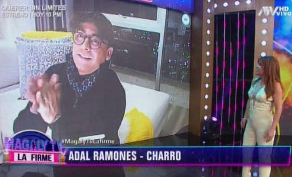 Magaly Medina estrena programa. (Foto: captura ATV)