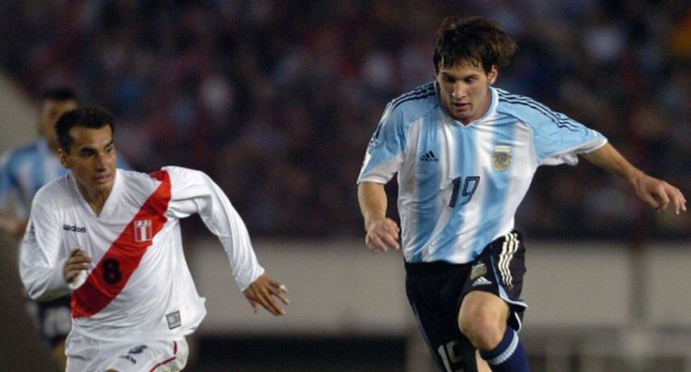 Eliminatorias Alemania 2006: Perú perdió 2-0 ante Argentina en el Monumental de Núñez. (Foto: Agencias)