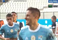 Doblete de Alejandro Hohberg ante Alianza Lima: así fue su gol de penal [VIDEO]
