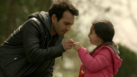 """""""Mi hija"""" está protagonizada por Beren Gökyıldız y el actor Behiç Buğra. (Foto: Med Yapım)"""