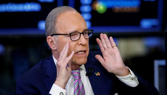 Larry Kudlow, asesor económico de la Casa Blanca. (Foto: Reuters)