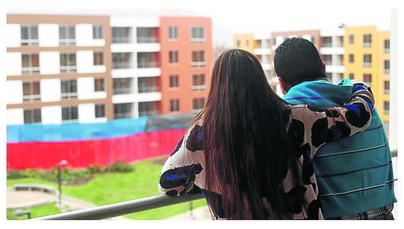 A pesar de la pandemia, el 2020 fue uno año en que más familias accedieron a las viviendas de interés social.