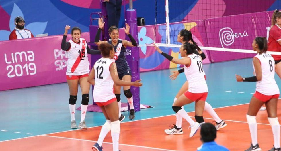 Perú vs. República Dominicana: las dirigidas por Francisco Hervás afrontarán un nuevo desafío. (Facebook: @FPVPE)