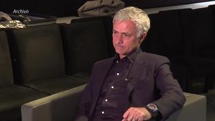 José Mourinho será el entrenador de la Roma desde la próxima temporada