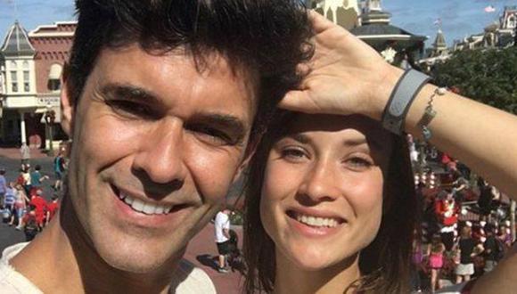Mariano Martínez y Camila Cavallo. (Fotos: Instagram)