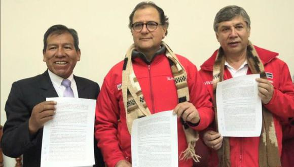 Puno: Ejecutivo y autoridades de Melgar acuerdan cierre de unidad minera Arasi