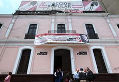 Acción Popular: Barnechea, Lescano y Del Águila disputarán la candidatura presidencial