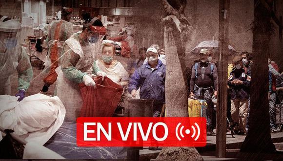 Coronavirus   EN VIVO   Últimas noticias, cifra actualizada de muertes y casos confirmados de Covid-19 en Estados Unidos, España, Italia y el resto del mundo, hoy martes 26 de mayo de 2020.  (Foto: El Comercio)