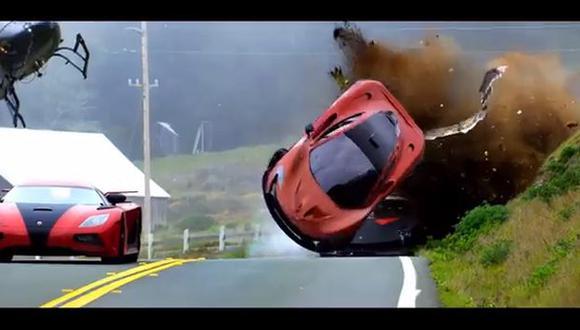 VIDEO: Mira como se crearon las réplicas de Need for Speed