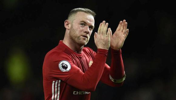 Superliga China: Rooney partiría a Asia contra su voluntad