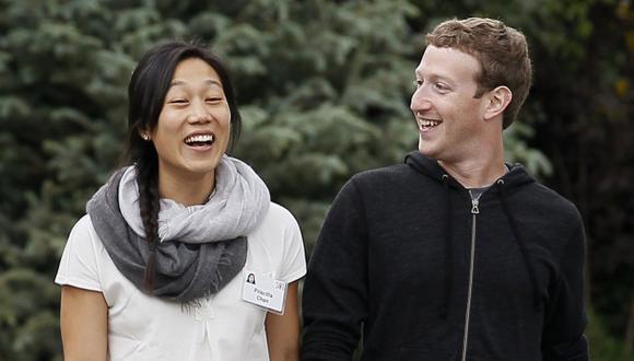 Mark Zuckerberg dona US$ 120 mlls a escuelas de San Francisco