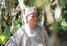 """In Memoriam: el maestro Antonio Muñoz Burga, """"Senen Pani"""", el sabio de la ayahuasca"""