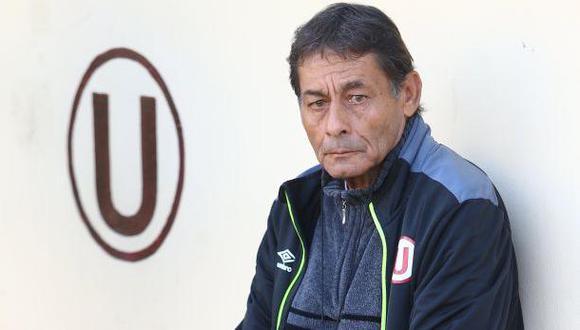 Universitario: Roberto Chale sufrió cuadro de descompensación
